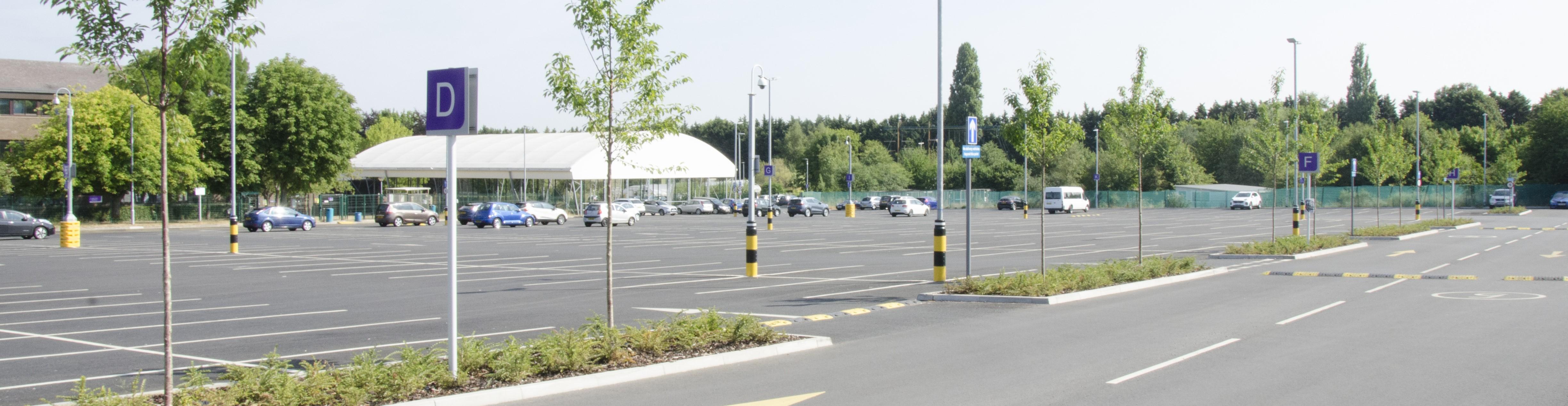Commuter Parking & Day Nursery