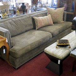 Mitchell Gold Sectional Sofa Costco Bed With Storage Nest