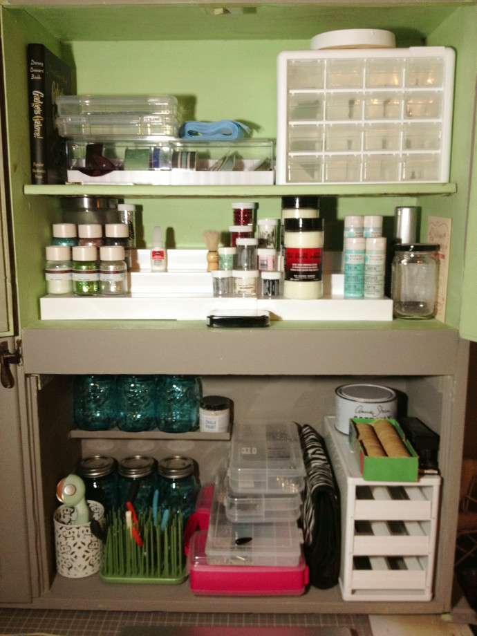 Hoosier craft cabinet