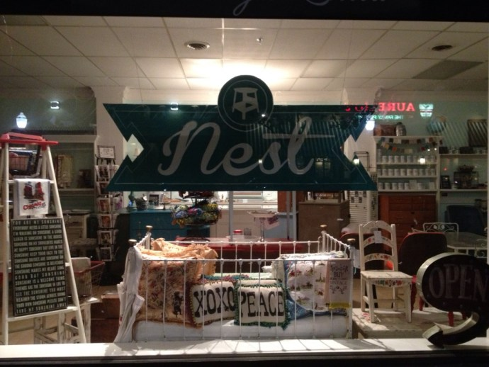 Press Release: Nest Vintage Modern Lands in La Grange