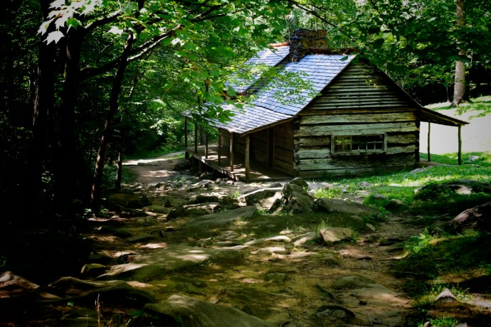 Bud Ogle Cabin, Great Smoky Mountains
