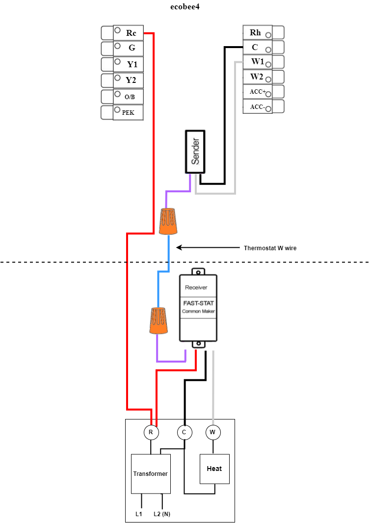 Nest Wiring Diagram From 8124 Aquastat And 24V Transformer