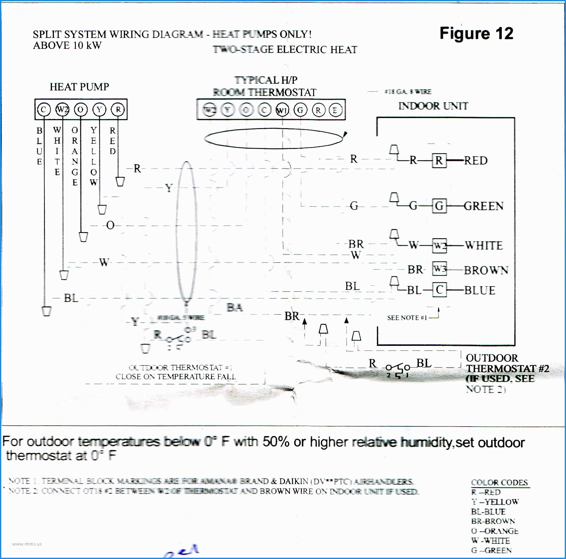 Outdoor Thermostat Wiring Diagram