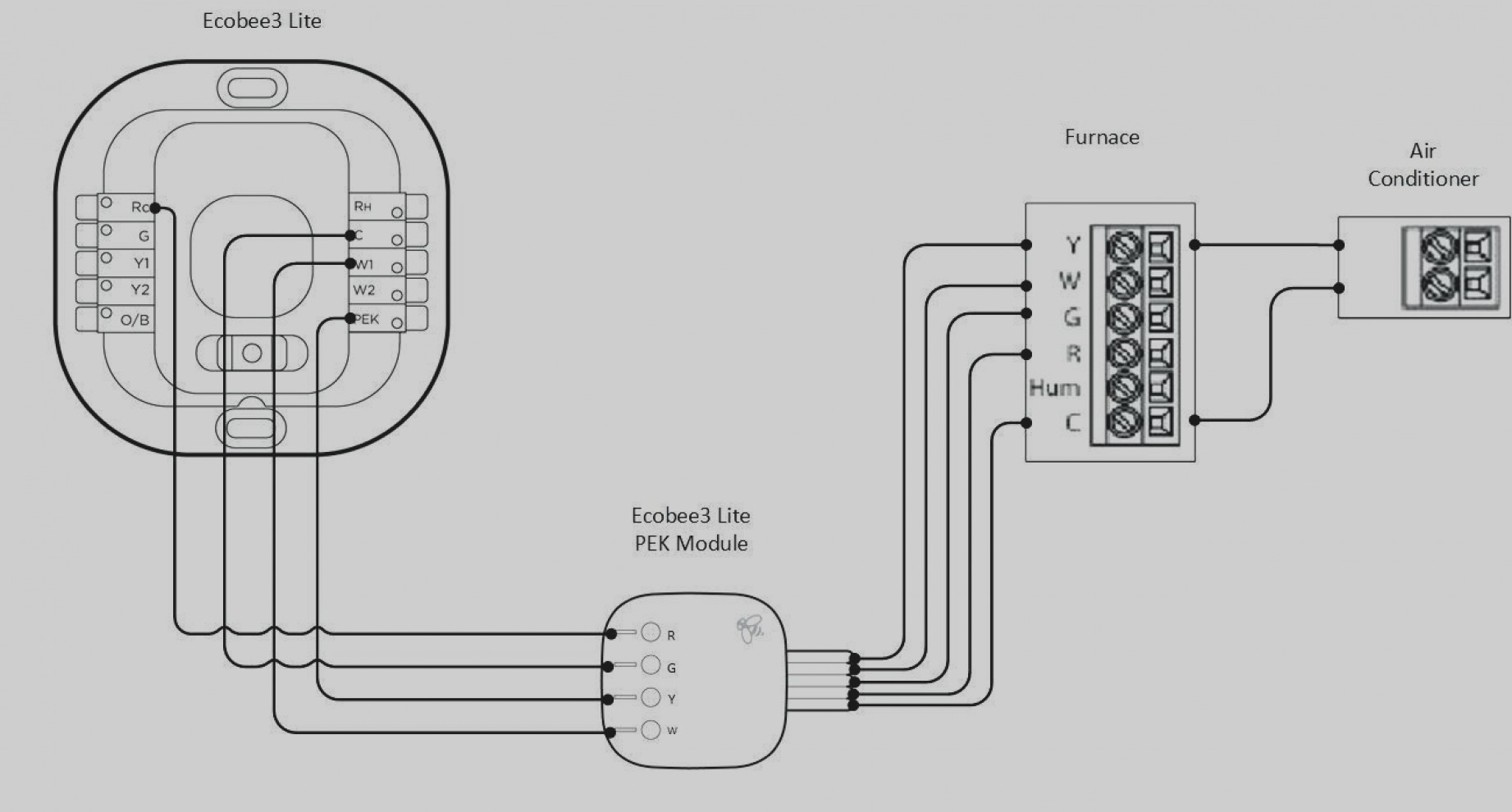 Honeywell Lyric Wiring Diagram