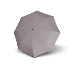 Unisex skėtis Doppler Fiber Golf, pilka, išskleistas