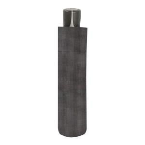Vyriškas skėtis Doppler Fiber Mini, taškuotas, suskleistas