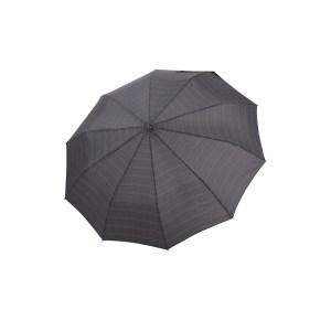 Vyriškas skėtis Doppler Fiber Magic Strong, raštuotas, išskleistas