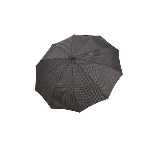 Vyriškas skėtis Doppler Fiber Magic Strong, margas, išskleistas