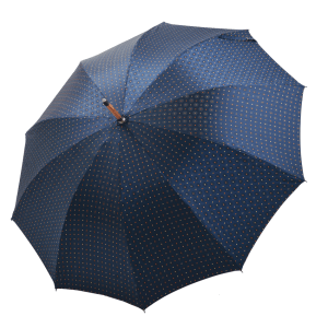 Vyriškas rankų darbo skėtis Doppler Manufaktur Norfolk Cottage atidarytas