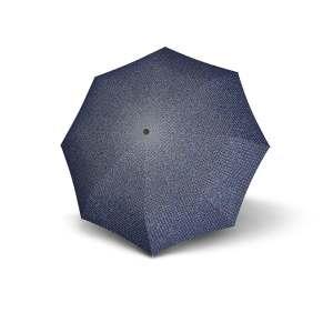 Moteriškas skėtis Knirps T200 Duomatic NUNO Steam atidarytas