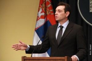 Aleksandar Vulin konferencija