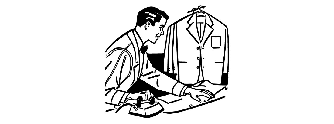 The Seven Stages of Dry Cleaning