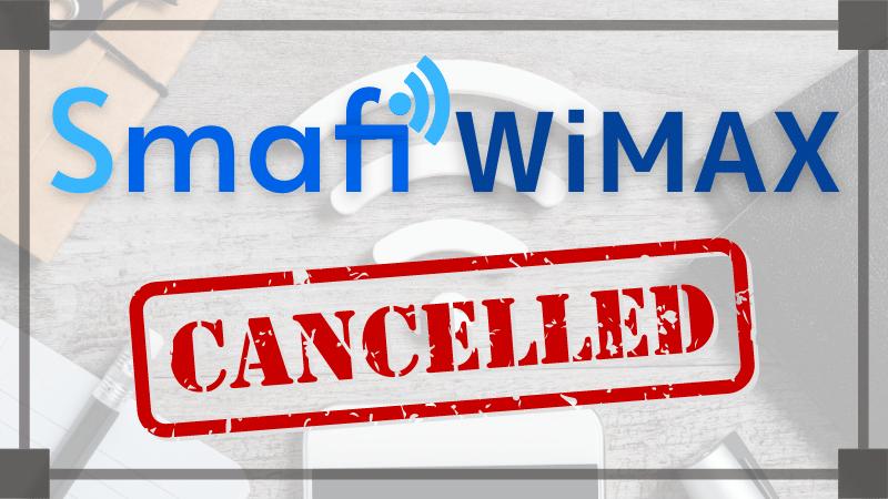 「Smafi(スマフィ)WiMAXの解約方法・解約する時の注意点まとめ」のアイキャッチ画像
