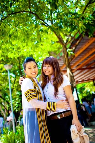 Chulalongkorn University Graduation 2009