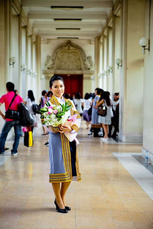 Chulalongkorn University Graduation 2009