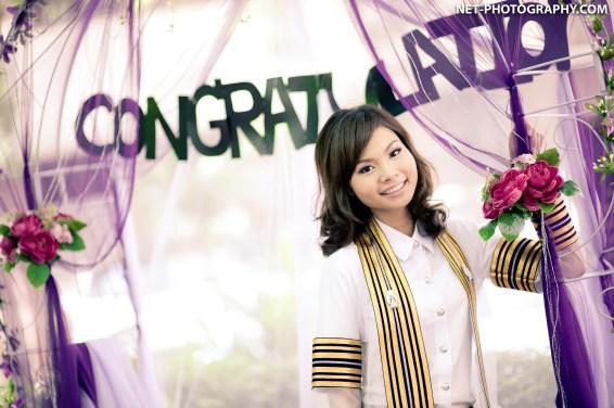 Graduation photo taken at Chulalongkorn University in Bangkok, Thailand. ถ่ายภาพรับปริญญาจุฬาลงกรณ์มหาวิทยาลัย