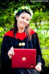 Graduation photo taken at Queen Sirikit National Convention Center in Bangkok, Thailand. ถ่ายภาพรับปริญญามหาวิทยาอัสสัมชัญ