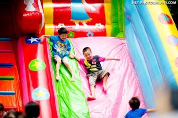 Austin & Justin's Birthday Party at British Club Bangkok