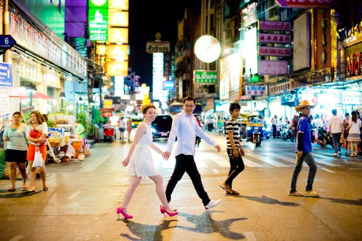 Thailand Bangkok Pre-Wedding Engagement - Thailand Wedding Photographer