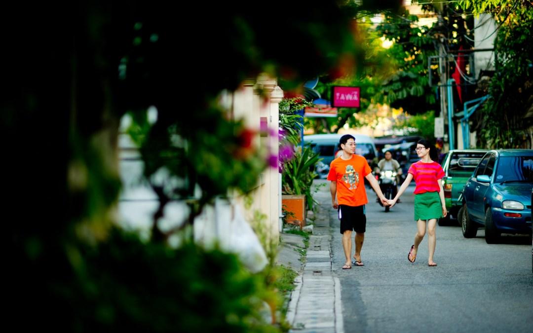 Pre-Wedding Chiang Mai Thailand