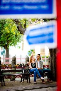 Bangkok Engagement Session   ภาพคู่แต่งงาน ถ่ายในกรุงเทพ