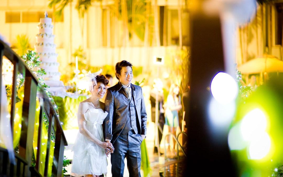 Wedding – SC Park Hotel Bangkok Thailand – Pam & Nutt