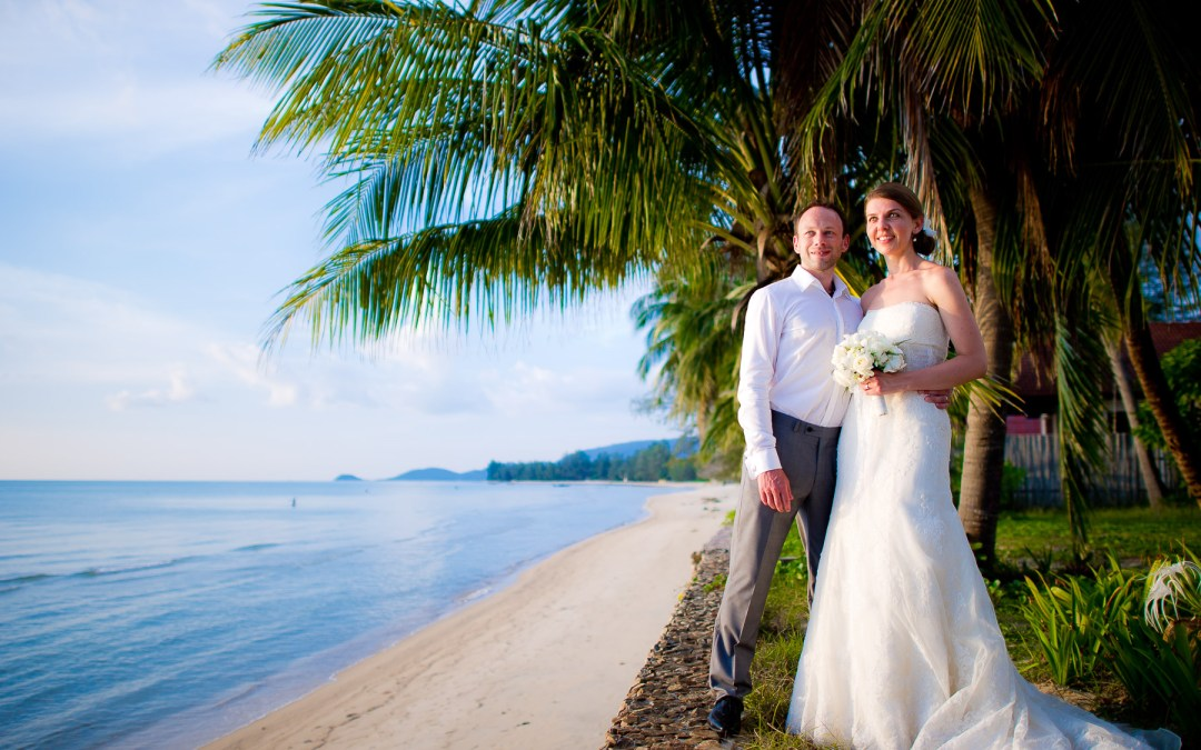 Wedding – Koh Samui Thailand – Yulia & David