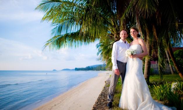 Wedding – Koh Samui Thailand – Yulia & David