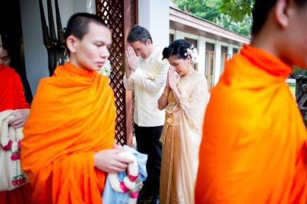 Thailand Wedding Photographer - Wedding - Sukhothai Hotel Bangkok Thailand