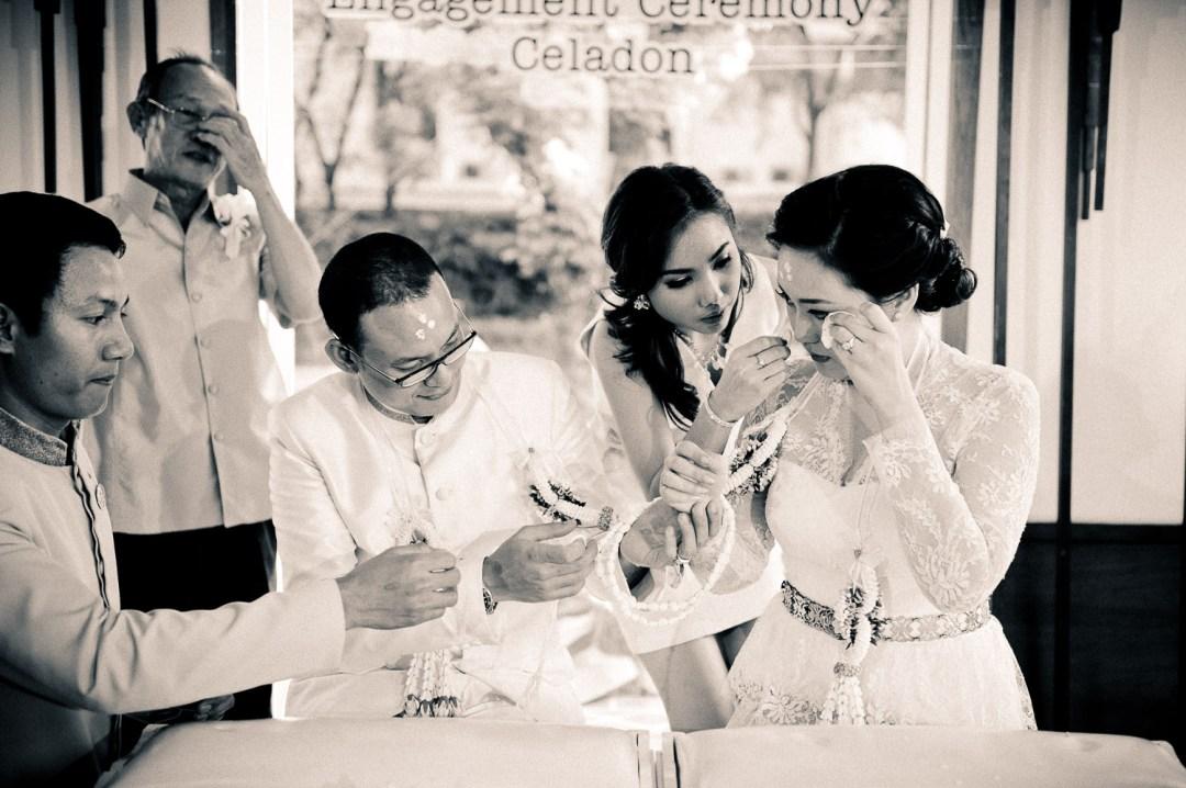Thailand Wedding Photography | Sukhothai Hotel Bangkok Wedding