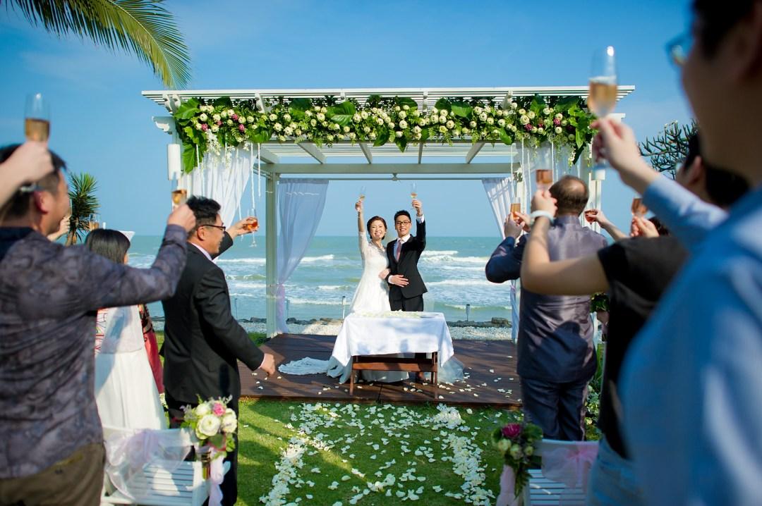 Thailand Wedding Photography | Aleenta Hua Hin Resort & Spa Wedding