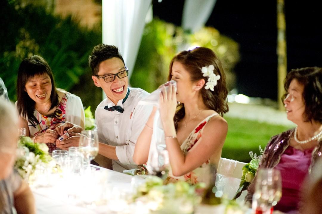 Aleenta Hua Hin Wedding