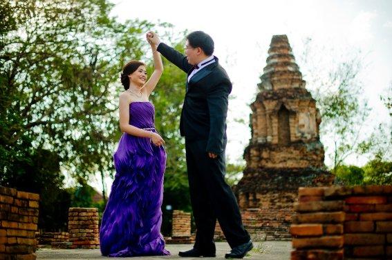 Chiang Mai Pre-Wedding Photography