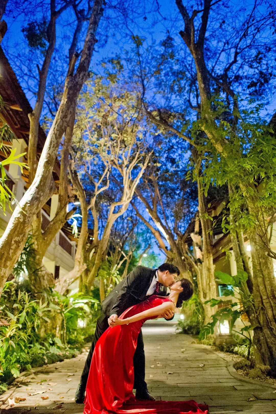 Chiang Mai Wedding Photography | Khum Phaya Resort & Spa Centara Boutique Collection Pre-Wedding Photography
