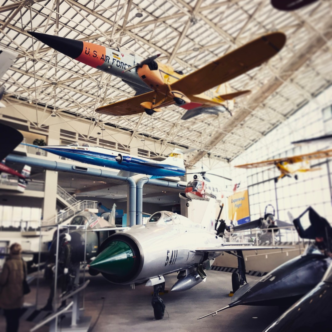 Instagram | Planes in Museum