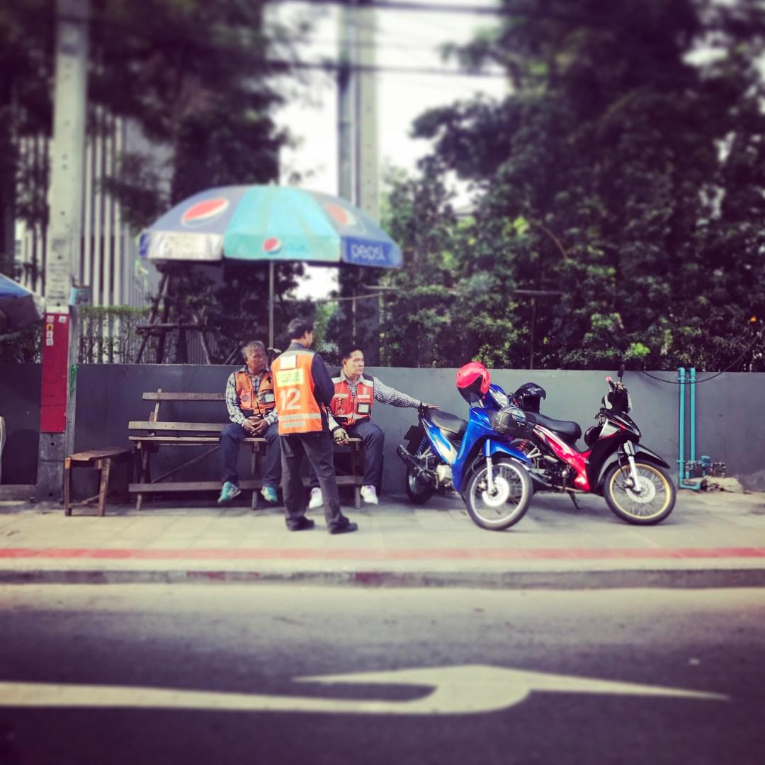 Instagram | Motorcycle Taxi Bangkok Thailand