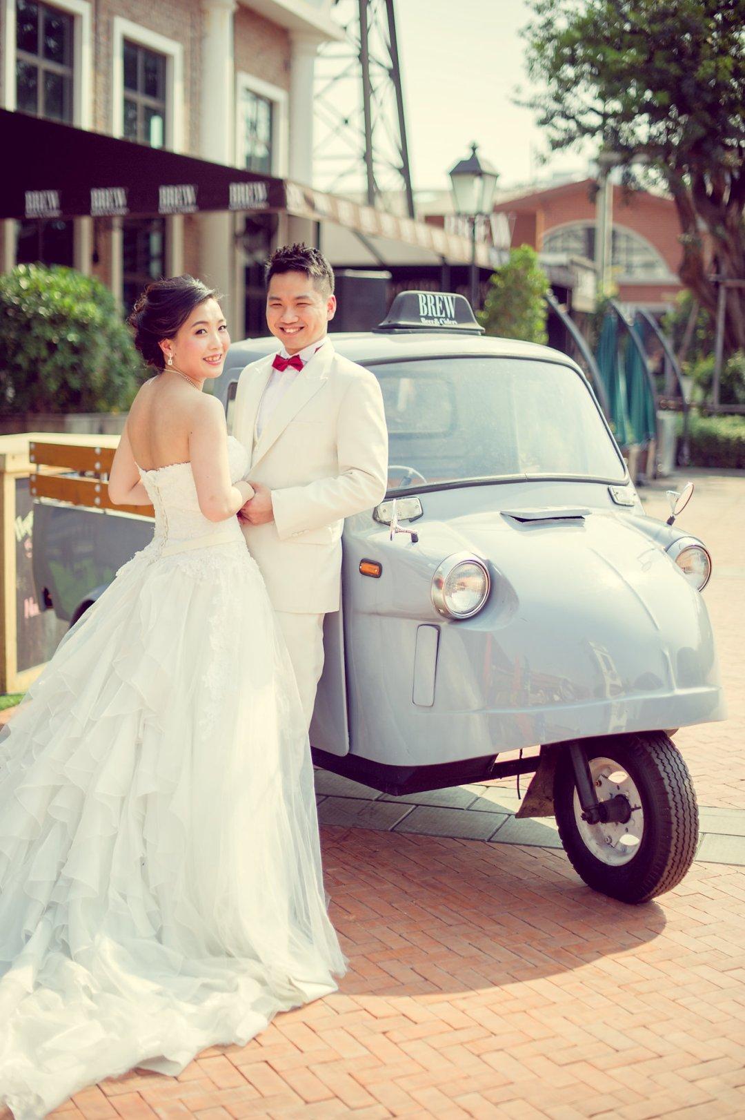 Pre-Wedding @ Asiatique The Riverfront   Bangkok Wedding Photography