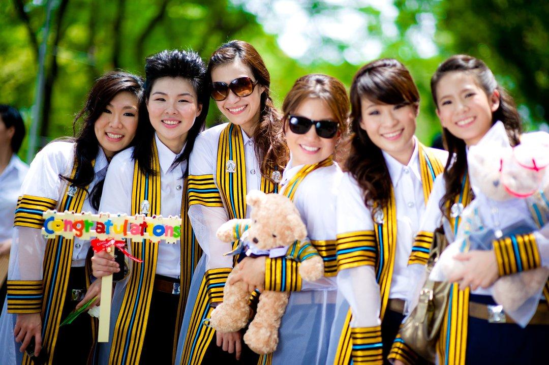 รับปริญญา จุฬาลงกรณ์มหาวิทยาลัย | Jan's Commencement Rehearsal Day at Chulalongkorn University.