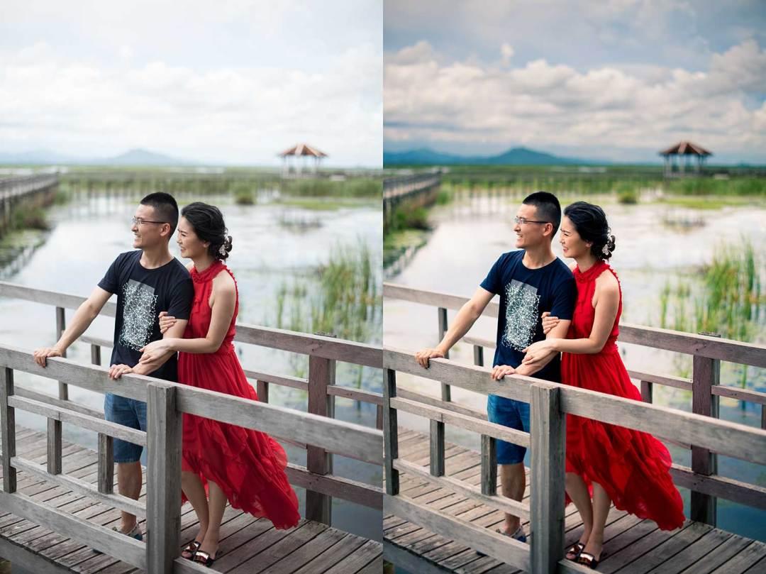 Khao Sam Roi Yod | Hua Hin Pre-Wedding Photography