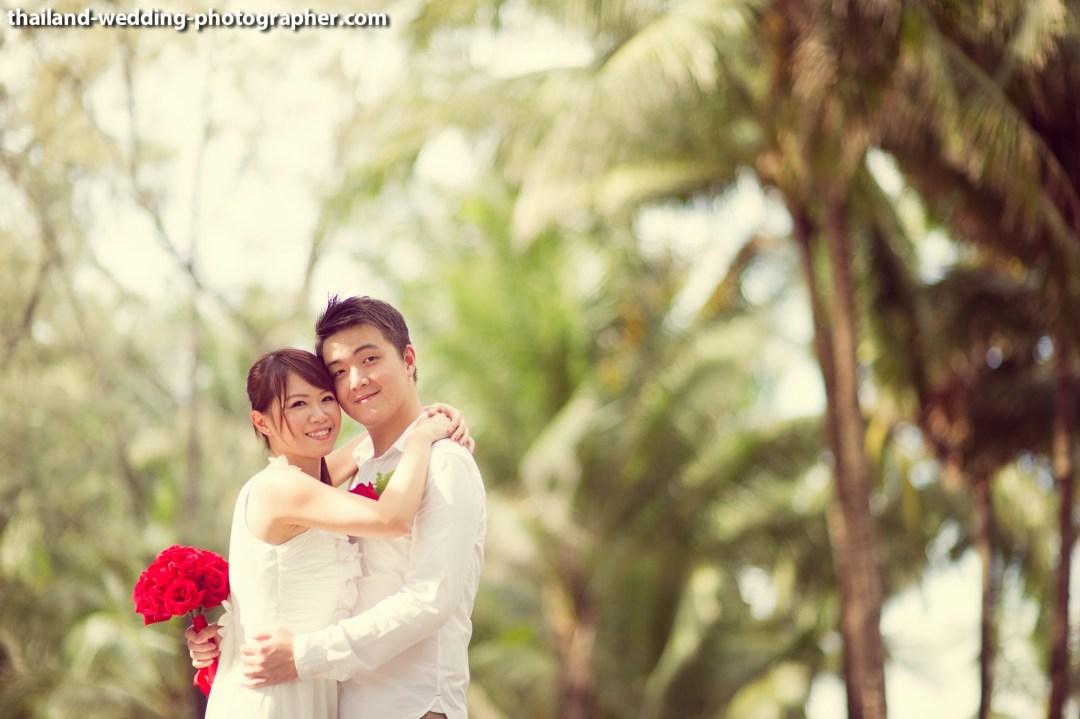 Thailand Phuket Pre Wedding