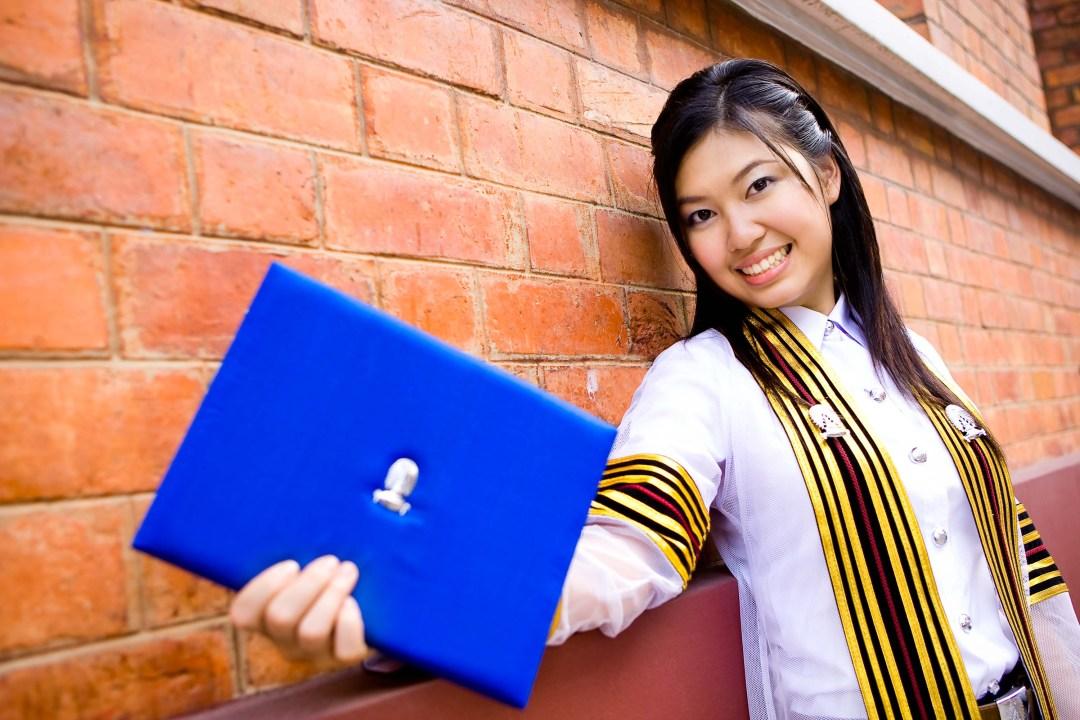 Chulalongkorn University Graduation Photography 2008