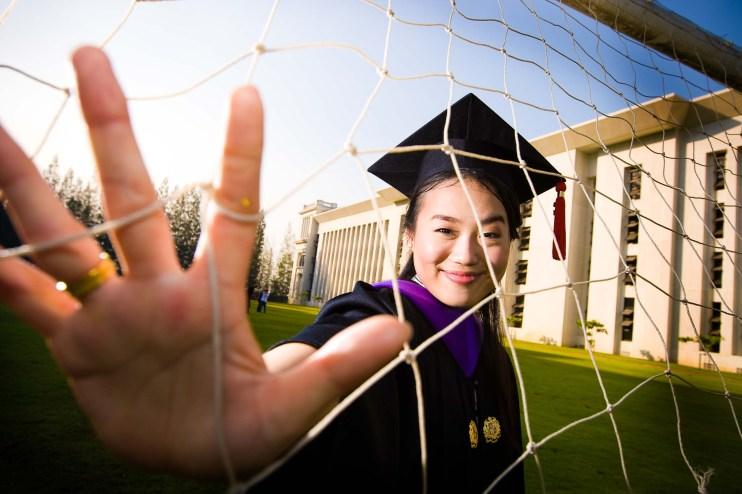 Assumption University Commencement Photography 2008