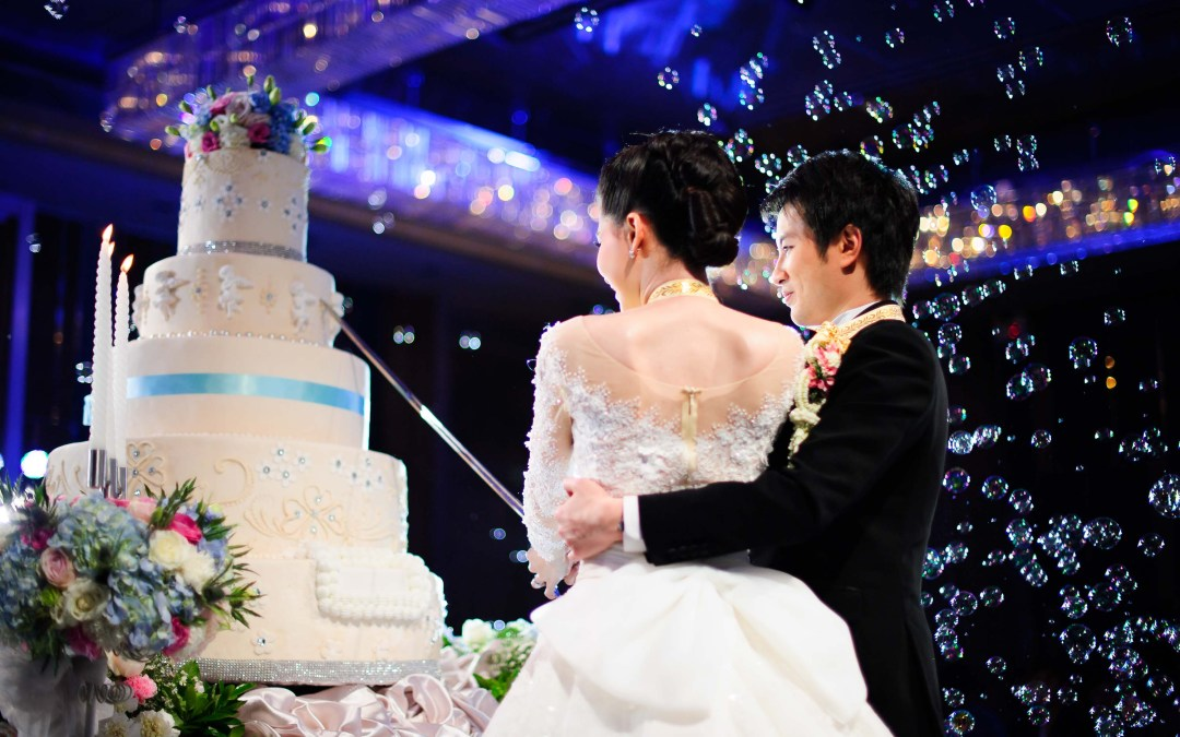 Photo of the Day | Cake Cutting at Renaissance Bangkok Ratchaprasong Hotel