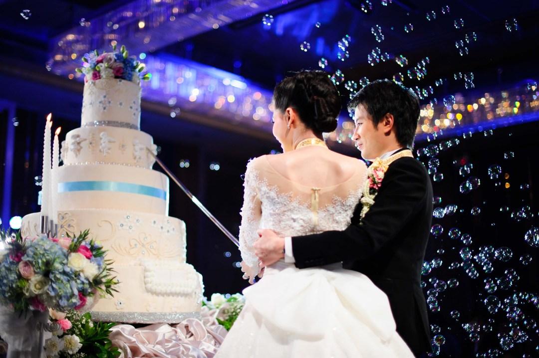 Thailand Wedding Photography | Renaissance Bangkok Ratchaprasong Hotel Wedding Reception
