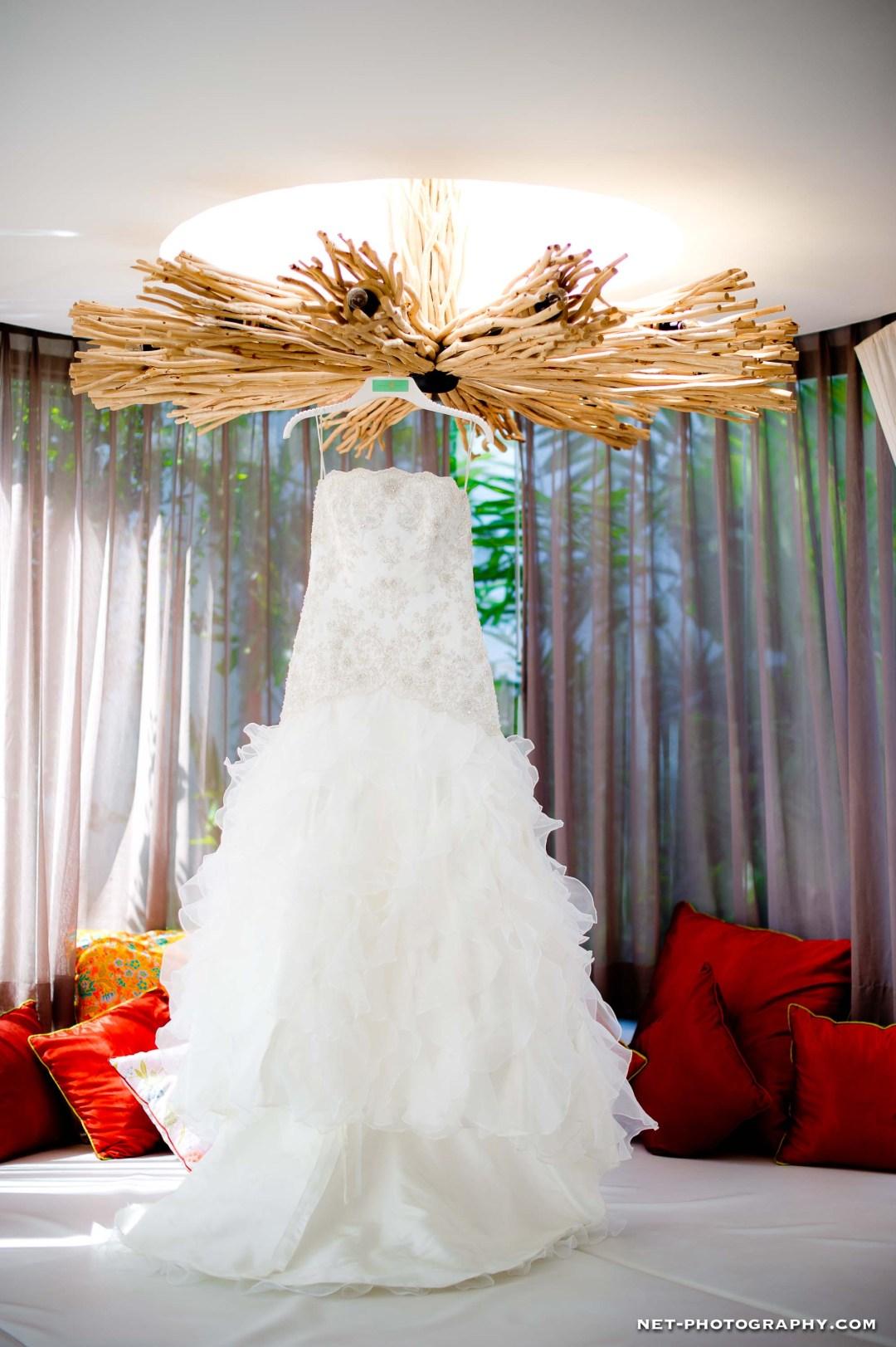 Thailand Koh Tao Cabana Resort Wedding