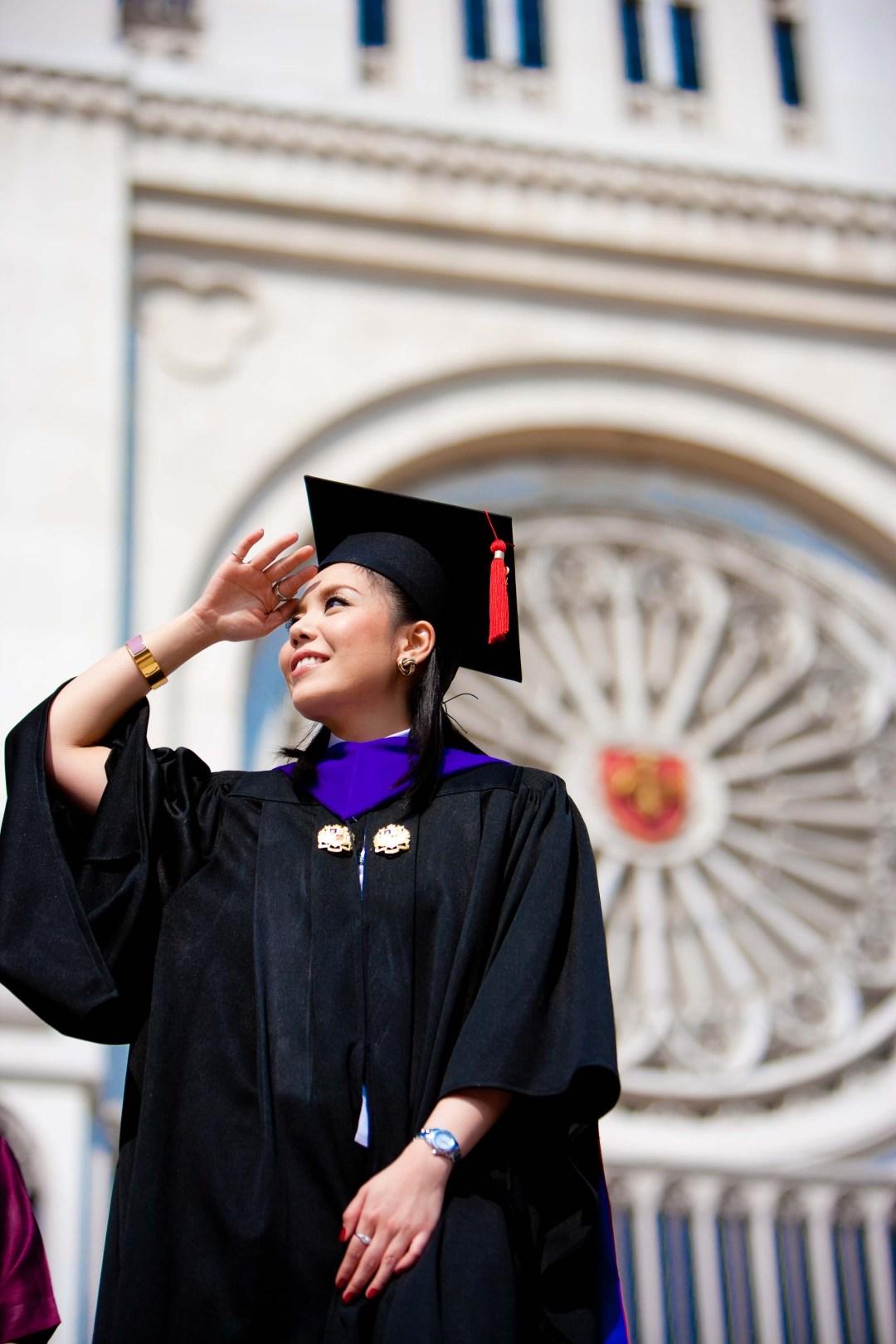 Assumption University Graduation 2009