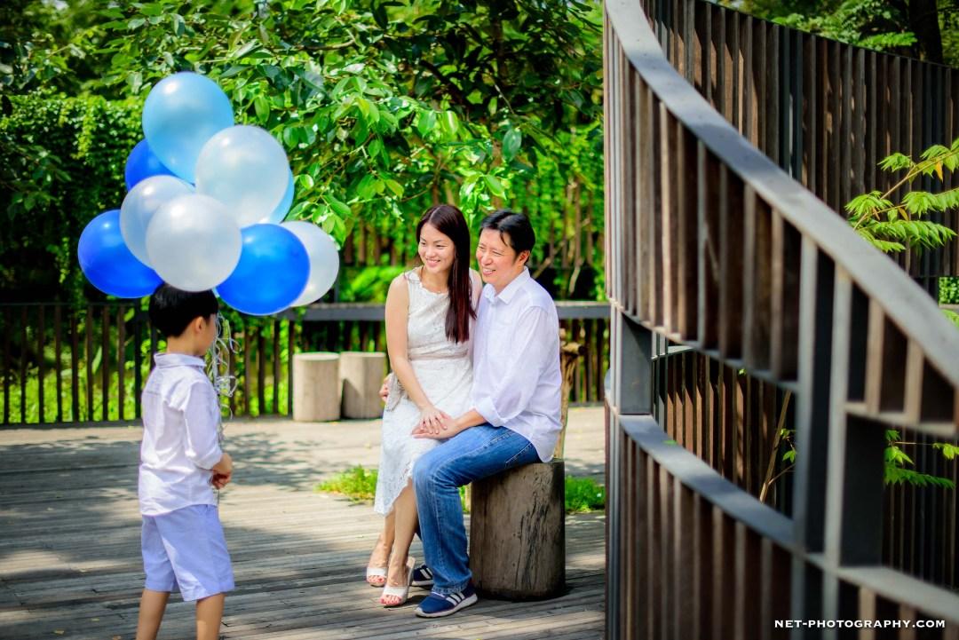 Family Session at Rod Fai Park Bangkok Thailand