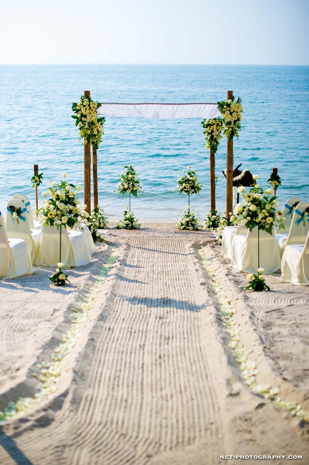 Thailand Faraway Weddings of Koh Samui Wedding