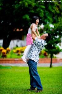 Family Photo Session in Bangkok
