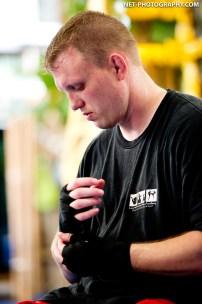 Thai Boxing Training at Master Toddy's Muay Thai